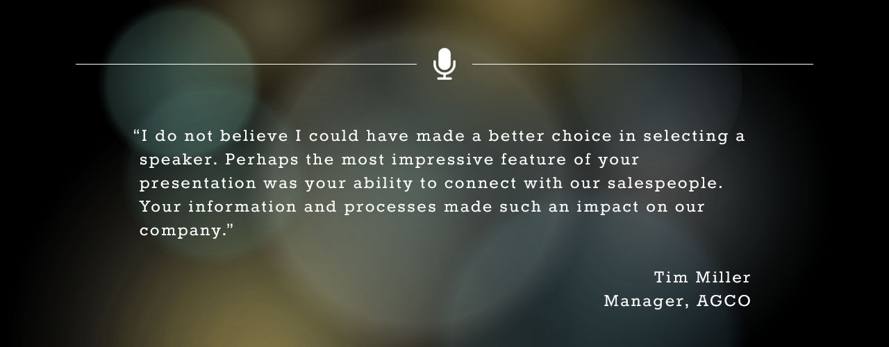 Image Of Testimonial For Business Consulting Services - Scott Deming