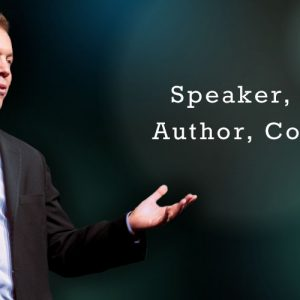Motivational Speaker Image - Scott Deming